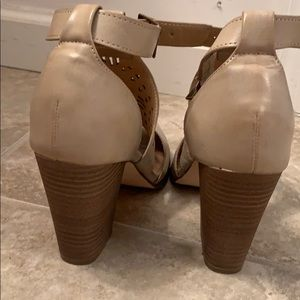 Restricted Shoes - Restricted chunky heel size 8.5.